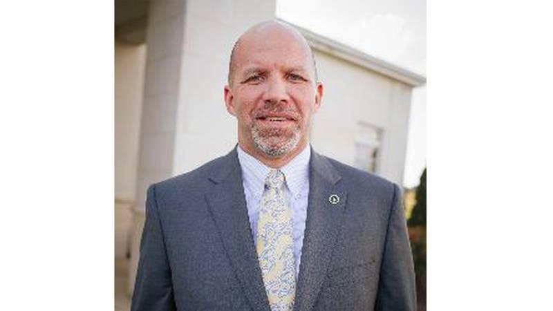 Superintendent Trey Holladay