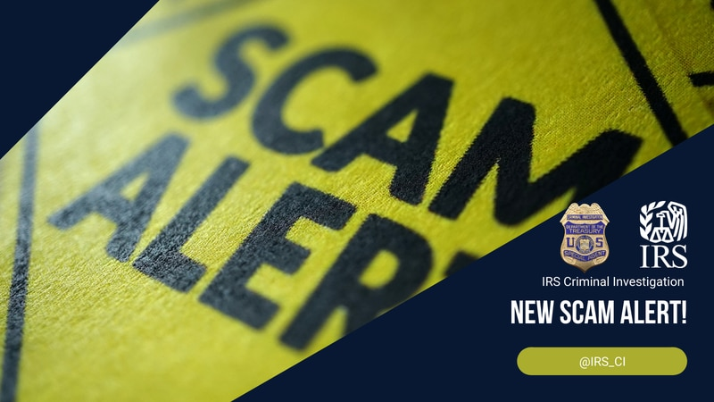 IRS COVID-19 SCAMS