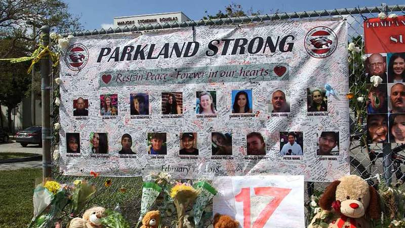 It's been two years since the Marjory Stoneman Douglas High School shooting in Parkland, Fla.,...