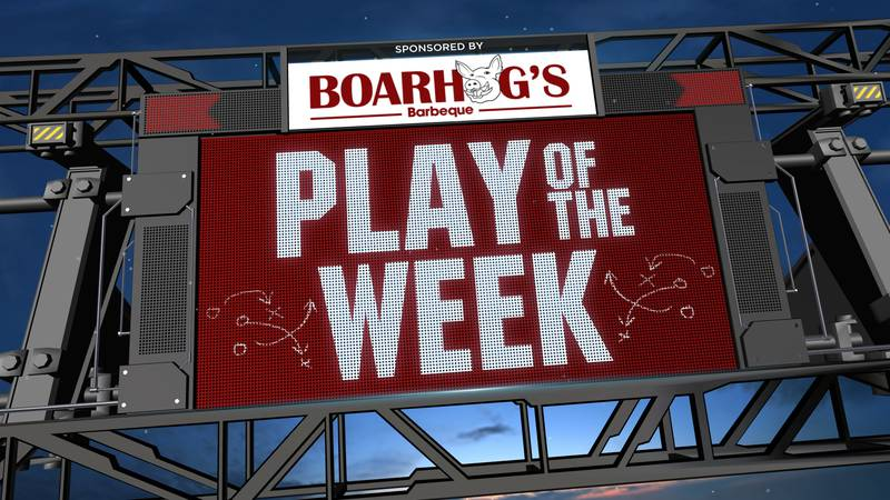 48 Blitz Play of the Week - sponsored by Boarhog's Barbeque