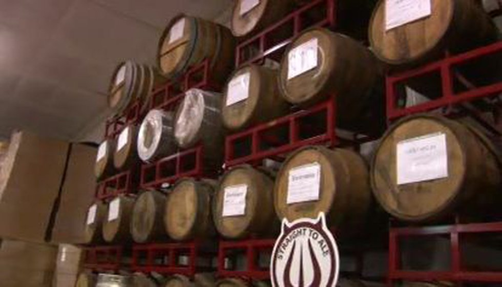 The proposed bill would allow the home brewing up to 15 gallons a quarter.