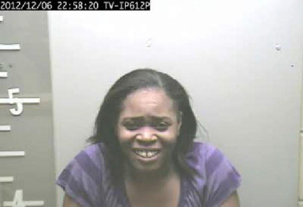 Tara Shenell Hampton (Source: Marshall County Jail)