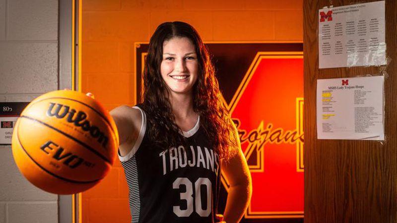 Muscle Shoals' Sara Puckett was announced Thursday as the Gatorade girls basketball player of...