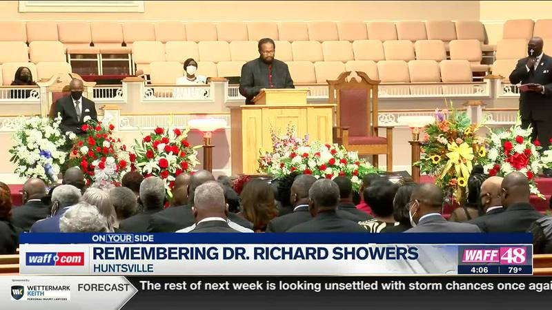 Remembering Dr. Richard Showers