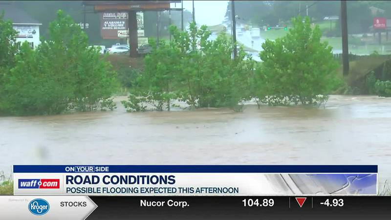 48's Megan Plotka updates you on the latest flooding concerns in The Tennessee Valley.