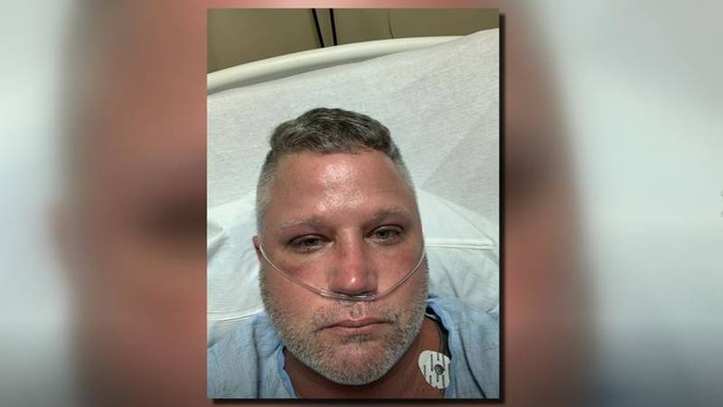 Morgan County Sheriff's Investigator Joey Clark says he didn't think the virus was that...