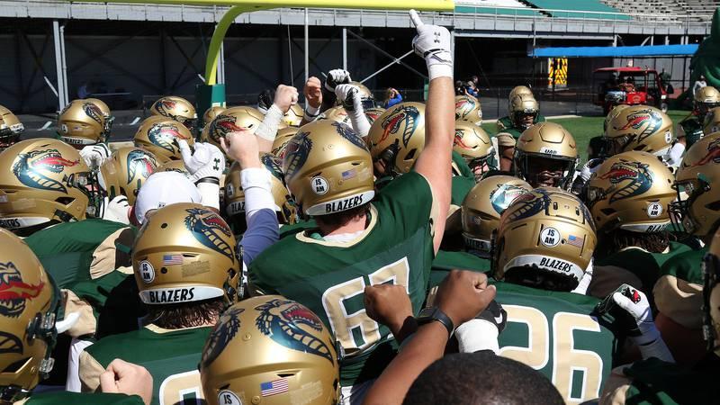 The 2020 season will be UAB's final season at Legion Field.