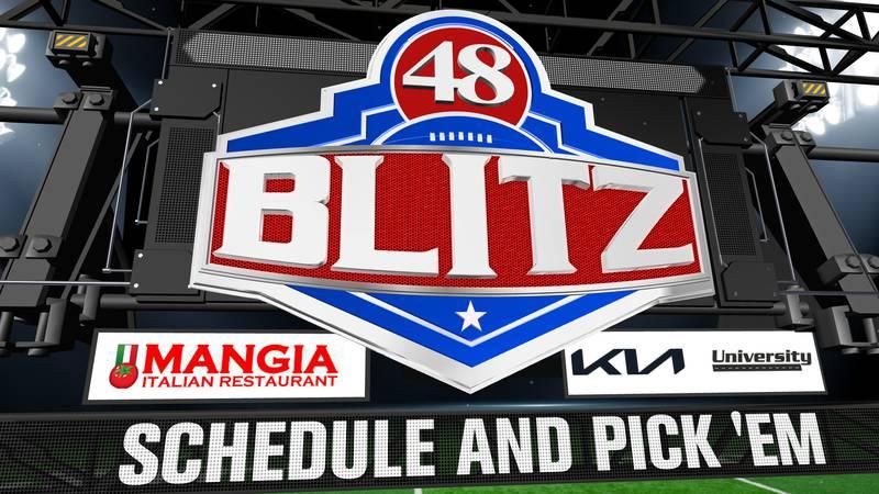 48 Blitz - Schedule and Pick 'em