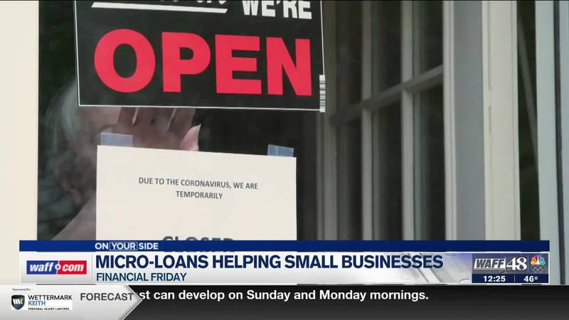 Microloans are helping small businesses