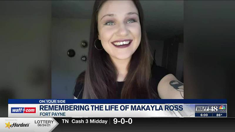 Remembering the life of Makayla Ross in Fort Payne