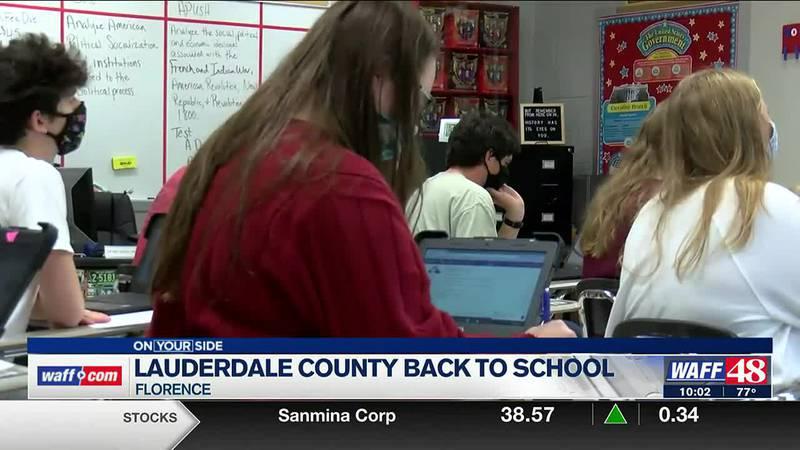 Lauderdale County Schools