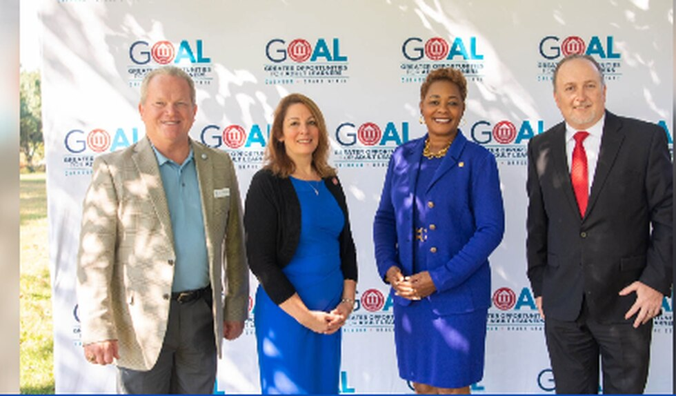 GOAL stands for Greater Opportunities for Adult Learning.