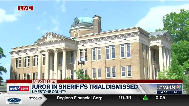 Juror in Blakley's trial is dismissed
