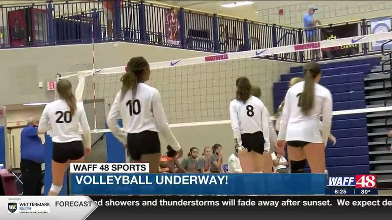 Area High School Volleyball teams starting off strong this season
