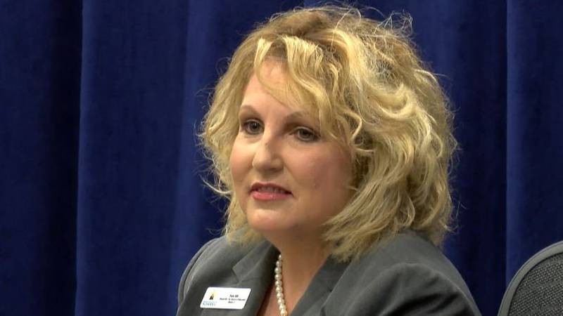 She's one of the most vocal school board members for Huntsville City Schools. However,...