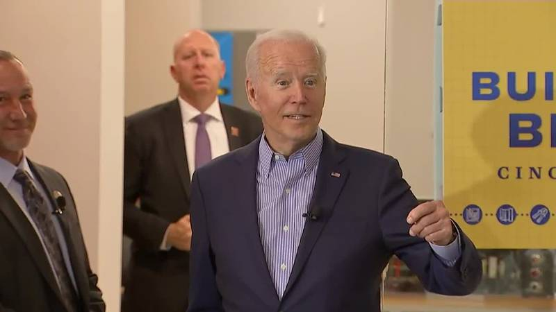 President Joe Biden will allow the eviction moratorium to expire but called on Congress to...