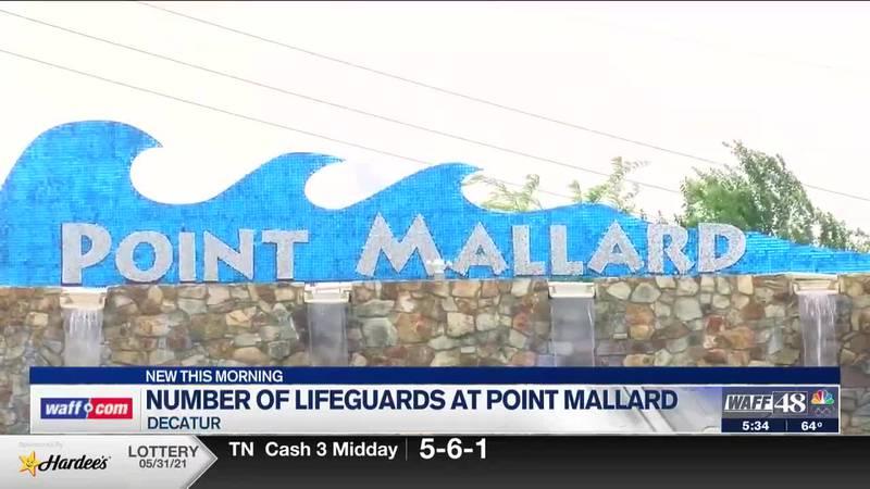 Point Mallard undergo staffing problems