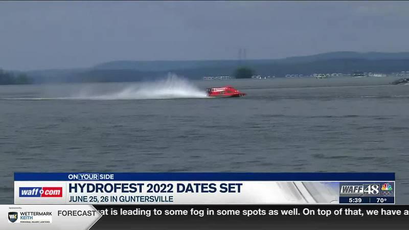 Dates set for Hydrofest 2022