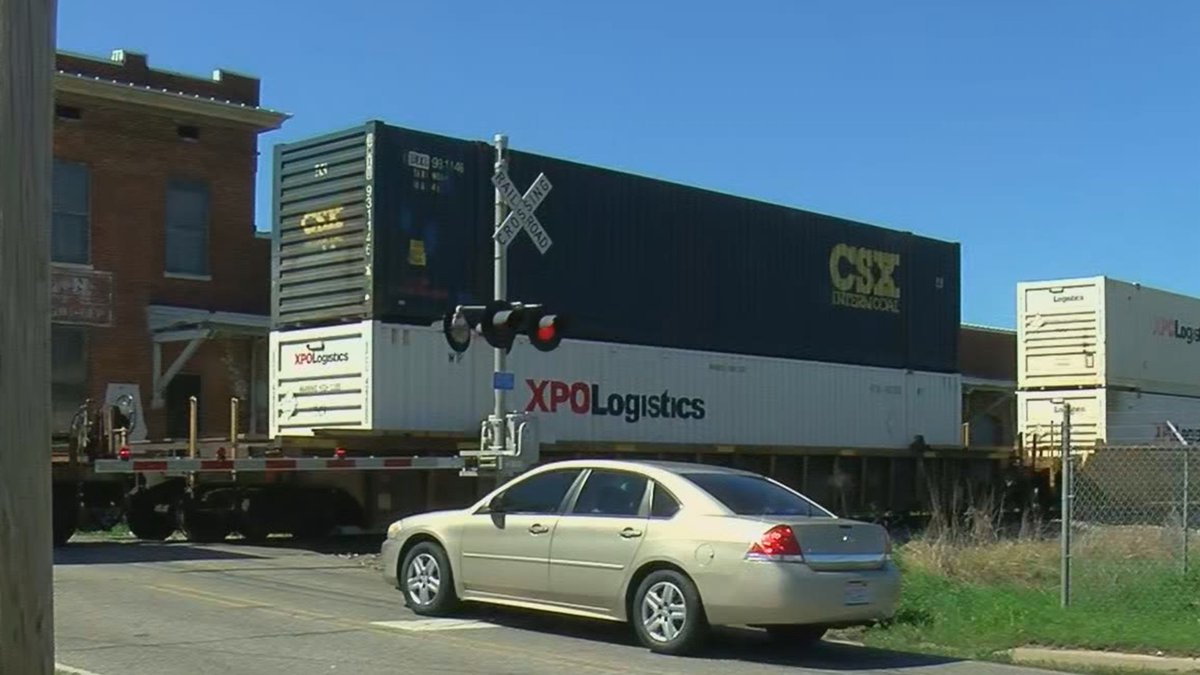 Athens Police investigating 2 fatalities at train crossing