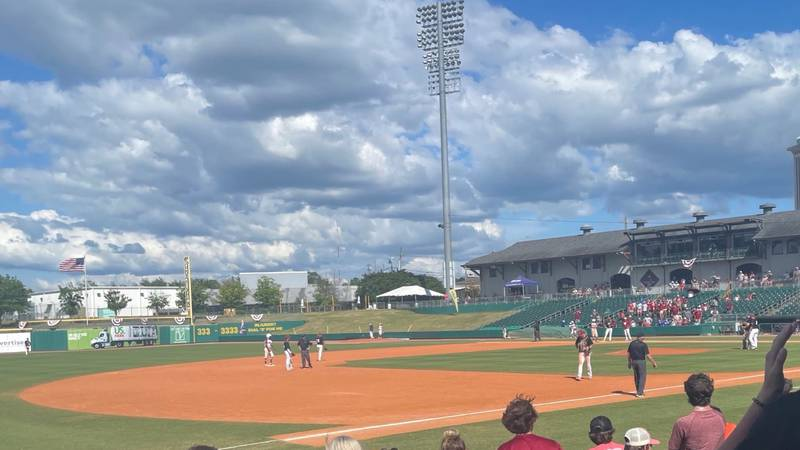 Hartselle baseball in state championship game