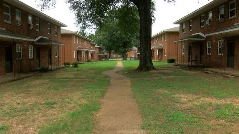 The Huntsville Housing Authority plans to demolish Sparkman Homes.