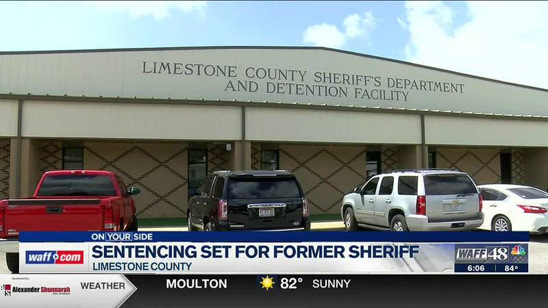 Sentencing set for former Limestone County Sheriff Mike Blakely
