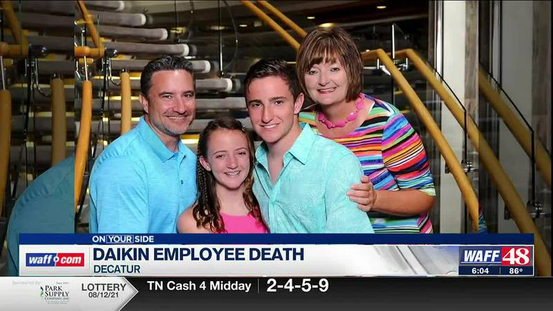 Latest details on the Daikin employee killed by chemical exposure