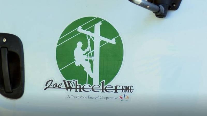Joe Wheeler EMC is now installing and providing rural broadband internet to Morgan and Lawrence...