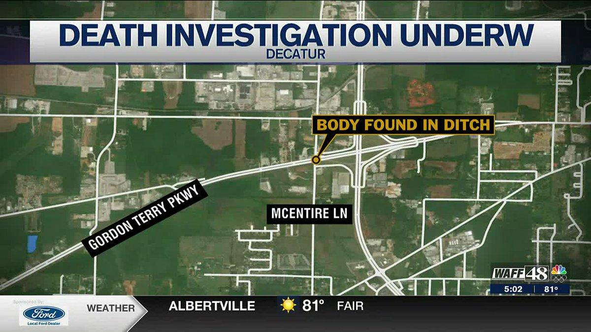 Death investigation underway in Decatur