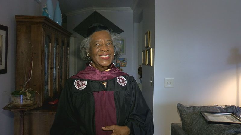 Oldest undergraduate to ever graduate from Alabama A&M.