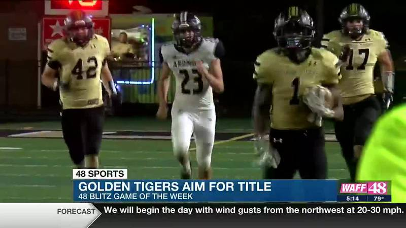 Golden Tigers aim for the title
