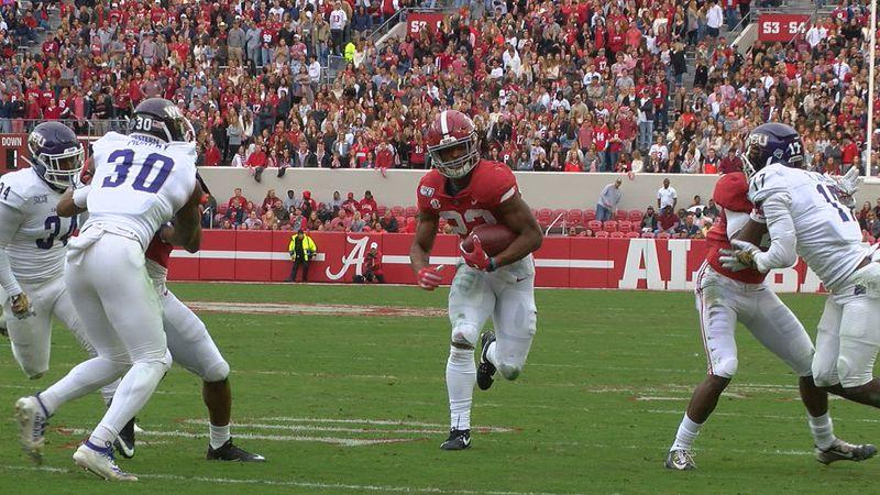 Alabama shifting focus to Iron Bowl after Senior Day win vs. Western Carolina