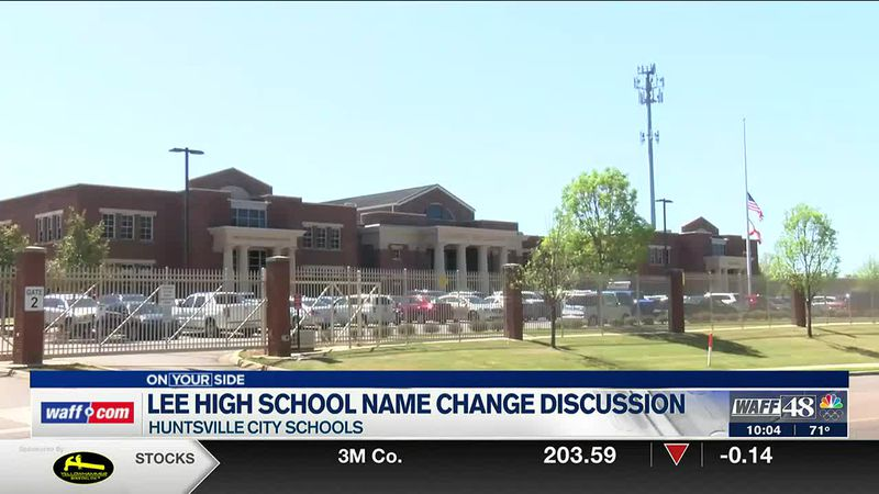 Possible name change for Lee High School, Facebook data center seeing more updates, Alabama...