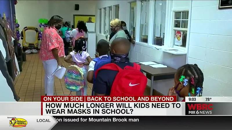 How Much Longer Will Kids Need to Wear Masks in School?