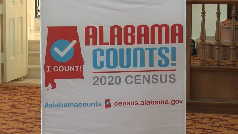 Alabama Counts 2020 Census