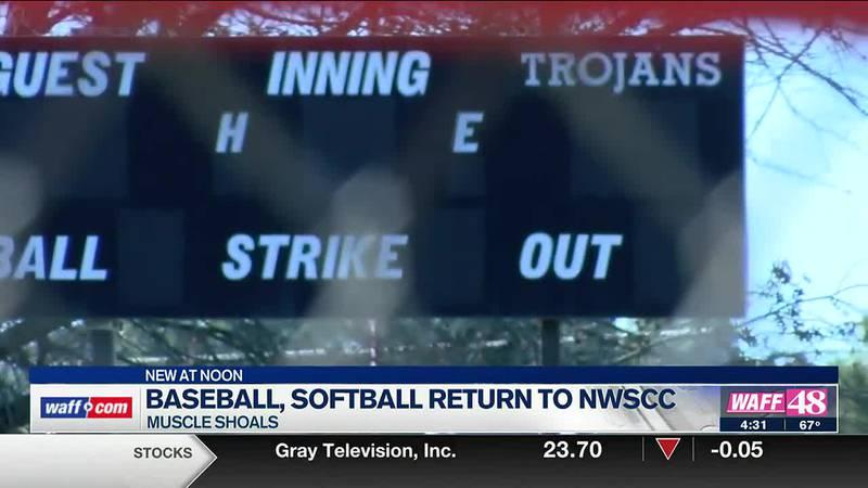 Baseball, softball returns to NWSCC