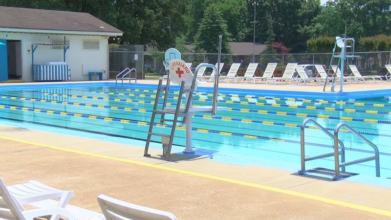 The Chapman Pool in Northeast Huntsville needed some work, so a group of volunteers spent...