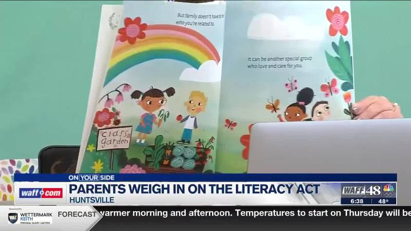Parents weigh in on Literacy Act