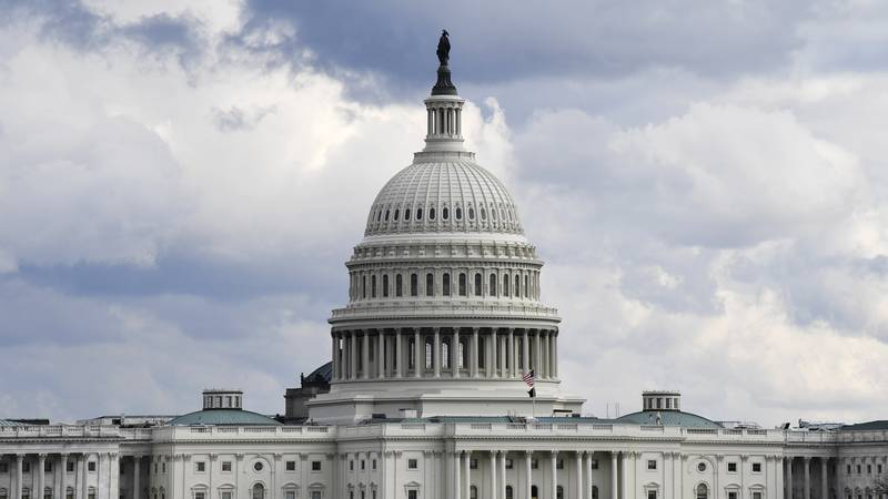 This Dec. 31, 2019 file photo shows a view of the U.S. Capitol Building in Washington.