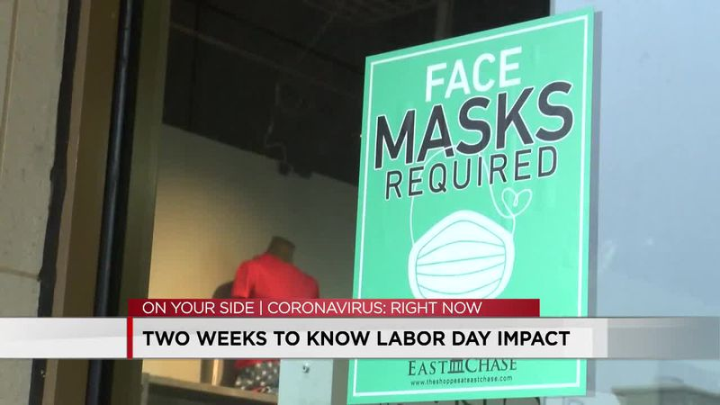 Two weeks to know Labor Day impact