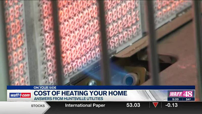 The cost of heating your home