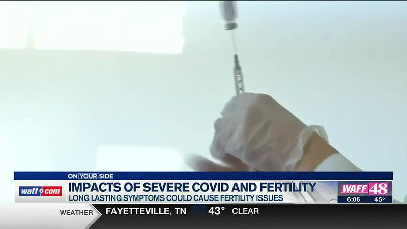 There are many conspiracies about vaccines affecting fertility in people but data shows it...
