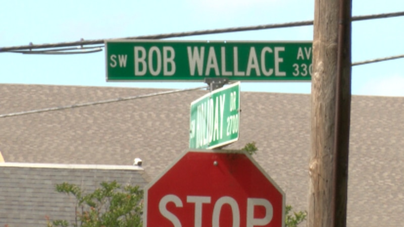 Commander McCarver says it's happening near Bob Wallace and Triana Blvd.