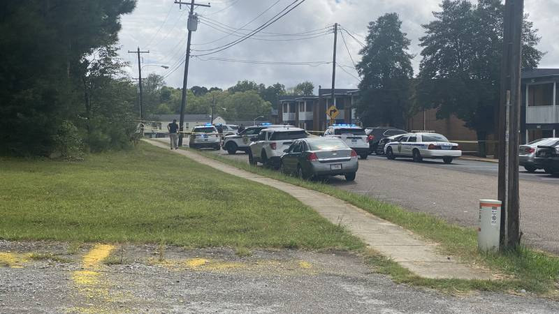 A woman was injured after a shooting on Academy Dr. in Huntsville.