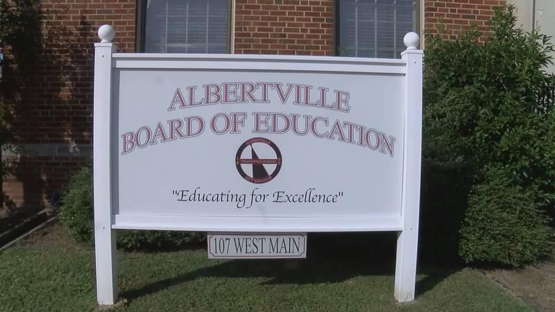 Albertville Board of Education