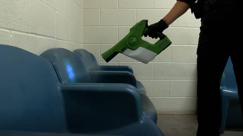 Since the beginning of the pandemic, not a single inmate in the Morgan County Jail has...