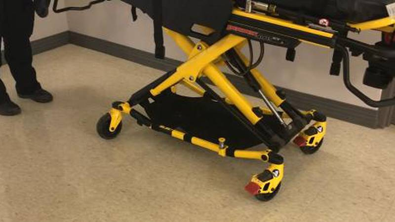 I.C.U. beds nearly full in East Texas Hospitals.