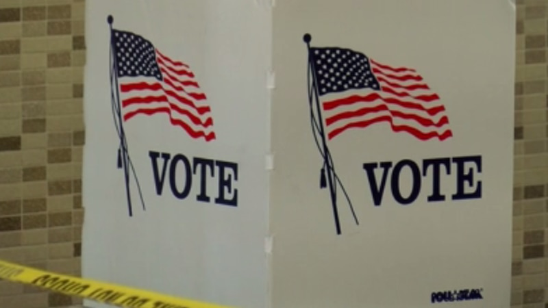 Officials report that 48% of all eligible voters in Daviess County have already cast their vote...
