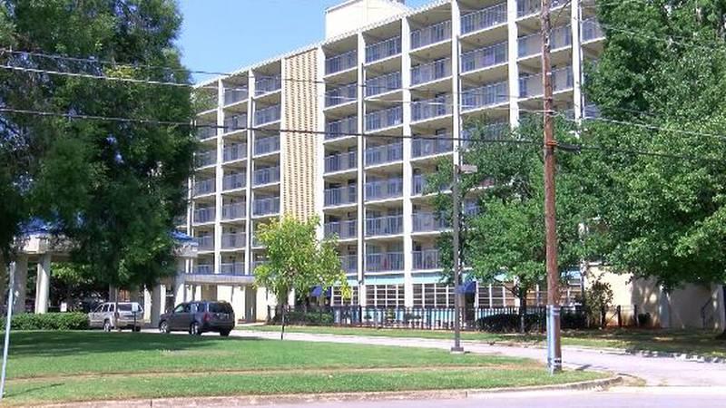 Johnson Towers (Source: WAFF)