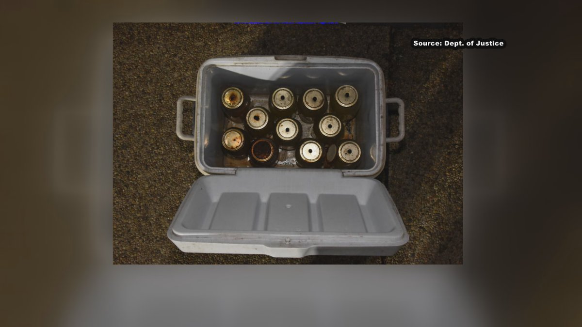 Along with the weapons, investigators found handwritten messages in Lonnie Coffman's truck....